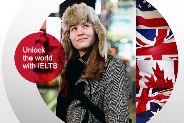 Take the IELTS exam in Cork
