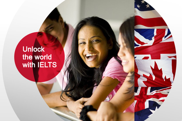 Take the IELTS exam in our IELTS Test Centre